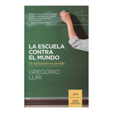 portada La Escuela Contra el Mundo