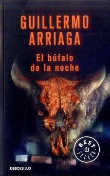 portada Bufalo de la Noche, el