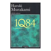 1Q84, Libros 1 y 2 - Haruki Murakami - Grupo Planeta