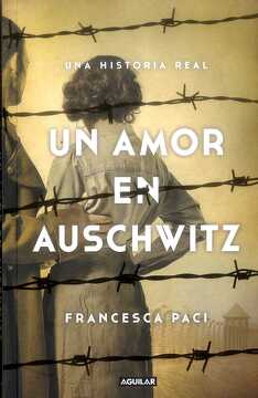 portada Un Amor en Auschwitz