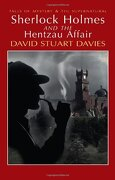 Sherlock Holmes and the Hentzau Affair (Tales of Mystery & the Supernatural) (libro en inglés) - David Stuart Davies - Wordsworth Editions Ltd
