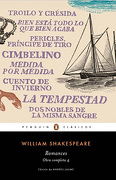 Romances Obra Completa 4 - William Shakespeare - Penguin