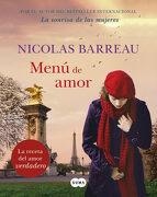 Menú de Amor (Fuera de Coleccion Suma. ) - Nicolas Barreau - Suma