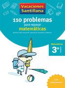 Vacaciónes Santillana 110 Problemas Para Repasar Matemáticas 3 Primaría - 9788429408393 - Varios Autores - Santillana