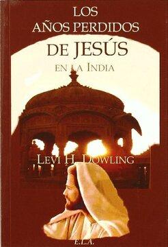 portada Años Perdidos de Jesús en la India, los