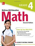 Mcgraw-Hill Education Math Grade 4, Second Edition (libro en inglés) - Mcgraw-Hill Education - Mcgraw Hill Book Co