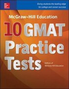 Mcgraw-Hill Education 10 Gmat Practice Tests (libro en inglés) - N/A Editors Of Mcgraw-Hill Education - Mcgraw Hill Book Co