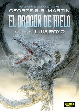 portada Dragon de Hielo George r. R y Luis Royo (Comic Europeo (Norma))