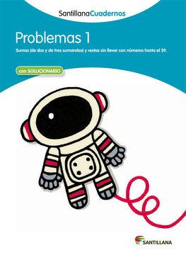 portada Problemas 1 Santillana Cuadernos - 9788468012452