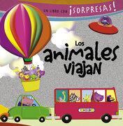 LOS ANIMALES VIAJAN- LIBRO CON SORPRESAS