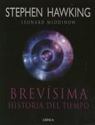 Brevisima Historia del Tiempo - Stephen W. Hawking - Editorial Crítica
