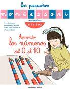 Los Pequeños Montessori. Aprendo los Números del 0 al 10 - Vv., Aa., Vv. Aa. - Magazzini Salani