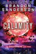 Reckoners 3. Calamity (libro en Inglés) - Brandon Sanderson - Delacorte Press Books For Young Readers