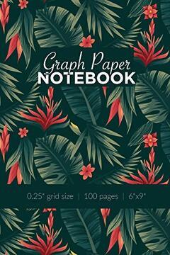 portada Graph Paper Notebook - Graph Paper Notebook Journal: 1 (libro en Inglés)