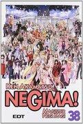 Negima: Magister Negi Magi 38 - Ken Akamatsu - Editores De Tebeos