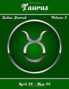 Taurus Zodiac Journal - Volume 2 (libro en inglés)