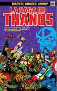 La Saga de Thanos - Jim Starlin - Panini