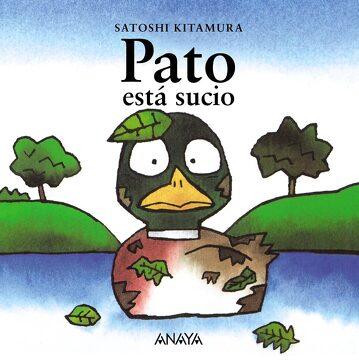 portada Pato Está Sucio (Primeros Lectores (1-5 Años) - mi Primera Sopa de Libros)