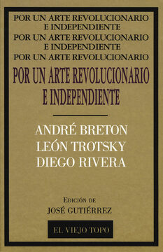 portada Por un Arte Revolucionario e Independiente (Clásicos)