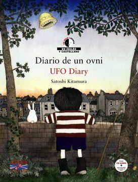 portada Diario de un Ovni = ufo Diary (Ed. Bilingue Español-Ingles)