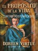 Cartas Adivinatorias: El Proposito de la Vida - Doreen Virtue, - Guy Tredaniel Ediciones