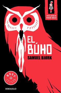 portada El Búho (Holger Munch y mia Kruger 2)