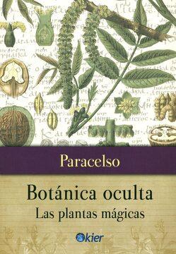 portada Botánica Oculta: Las Plantas Mágicas