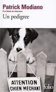 Un Pedigree (Folio) (libro en francés) - Patrick Modiano - Gallimard