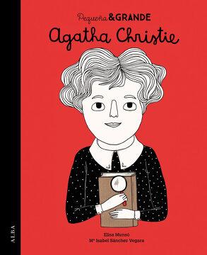 portada Pequeña & Grande Agatha Christie