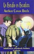 Un Estudio en Escarlata - Arthur Conan Doyle - Galaxia