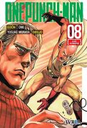 One Punch-Man 08 - Yusuke Murata - Editorial Ivrea