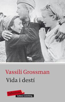 portada Vida i Desti Butxaca Galaxia Gutenberg (libro en catalán)