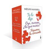 Estuche Megan Maxwell Romántica - Megan Maxwell - Booket