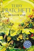 Brujas de Viaje (Mundodisco 12) - Terry Pratchett - Debolsillo