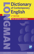 Longman Dictionary of Contemporary English 6 Cased and Online (libro en inglés) - Karen Cleveland-Marwick,Michael Mayor,Pearson Education - Pearson Education