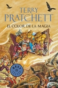 El Color de la Magia - Terry Pratchett - Debolsillo