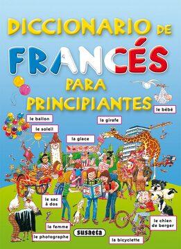 portada Diccionario de Frances Para Principiantes.
