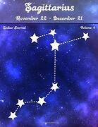 Sagittarius Zodiac Journal - Volume 4 (libro en inglés)