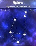 Libra Zodiac Journal - Volume 4 (libro en inglés)