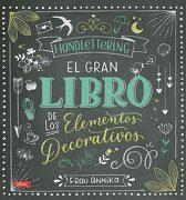 Handlettering: El Gran Libro de los Elementos Decorativos - Frau Annika - Editorial El Drac, S.L.