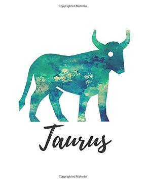 portada Taurus: Taurus Lined Journal (libro en inglés)