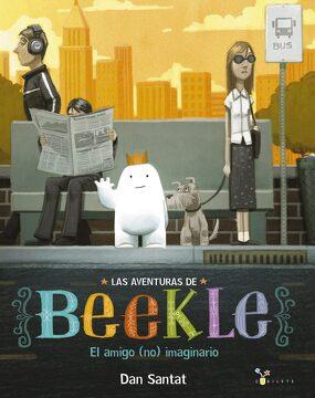 portada Las Aventuras de Beekle: El Amigo (No) Imaginario