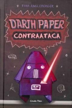 portada Darth Paper Contraataca