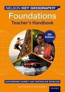 Nelson key Geography Foundations Teacher's Handbook (libro en inglés)
