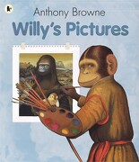 Willy's Pictures (Willy the Chimp) (libro en Inglés) - Anthony Browne - Walker Books