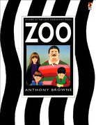 Zoo (Red fox Picture Books) (libro en inglés) - Anthony Browne - Red Fox