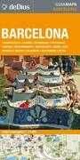 Barcelona: Guia Mapa - de Dios (libro en portuguese brazilian) - Varios - De Dios