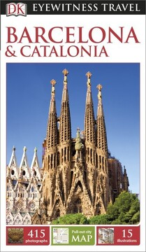 portada Barcelona & Catalonia Eyewitness Travel Guide (Eyewitness Travel Guides) (libro en inglés)