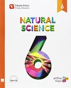 Ep 6 - Naturales (Ingles) - Natural Science (Active Class) (+Cd) - Aula Activa - Varios Autores - Editorial Vicens Vives