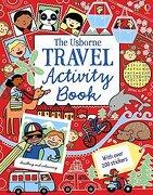 Travel Activity Book (libro en Inglés) - Rebecca Gilpin - Usborne Publishing Ltd